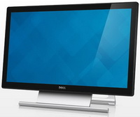 Dell - Monitor LCD Touch - Dell S2240T 21,5' FHD LED Multi-Touch fekete/ezüst monitor
