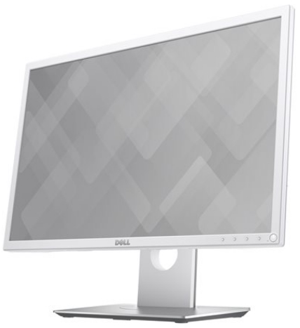 Dell - Monitor LCD TFT - Dell 21,5' P2217WH LED monitor, fehér
