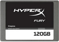 Kingston - Drive SSD - Kingston HyperX Fury 120GB SSD 7mm