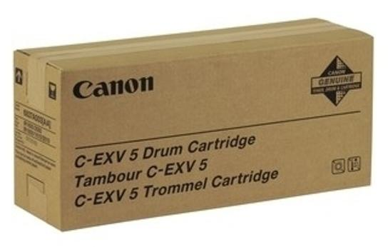 Canon - Printer Laser Opció - Canon C-EXV5 DRUM, Black