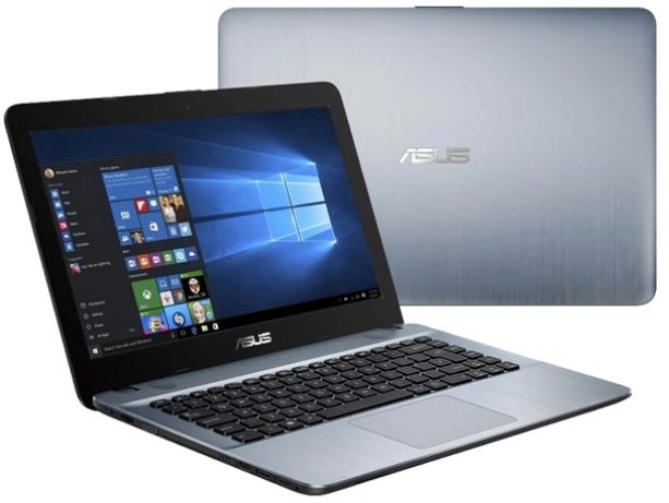 ASUS - Notebook - Asus VivoBook Max X541NA-GQ296 15,6' N3350 4G 128G Linux notebook