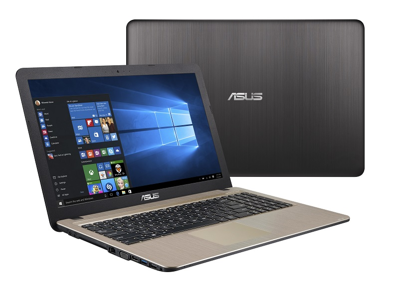 ASUS - Notebook - Asus X540UB-DM342 15,6' i5-8250U 8G 256G MX110/2G Endless OS notebook