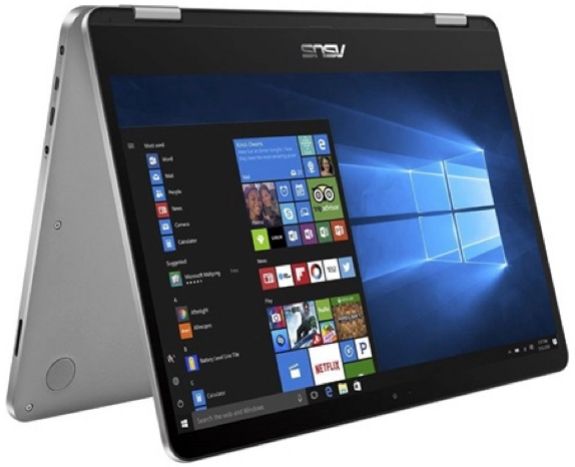 ASUS - Notebook - Asus VivoBook Flip TP401NA-BZ032T 14' Touch N3350 4G 64G W10Home notebook