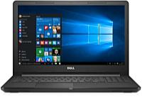 Dell - Notebook - Dell Vostro 3568 15,6' i3-6006U 4G 1Tb Linux notebook fekete színű