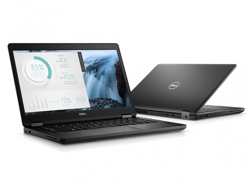 Dell - Notebook - Dell Latitude 5480 14' FHD i5-7440HQ 8G 256G GT930MX/2G Linux notebook