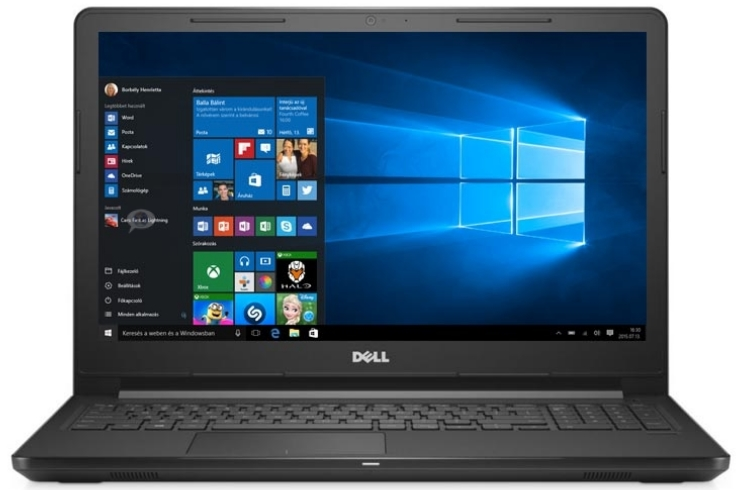 Dell - Notebook - Dell Vostro 3568 15,6' i3-6006U 8G 256G W10Home notebook
