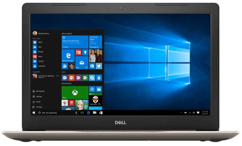 Dell - Notebook - Dell Inspiron 5570 15,6' FHD i7-8550U 16G 2Tb+256G R530/4G W10Home notebook
