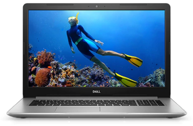 Dell - Notebook - Dell Inspiron 5770 17,3' FHD i5-8250U 8G 1T+128G R530/4G W10Home notebook
