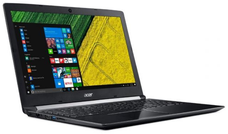 Acer - Notebook - Acer Aspire 5 A515-51G-3454 15,6' HD i3-6006U 4G 1Tb 940MX/2G Linux notebook