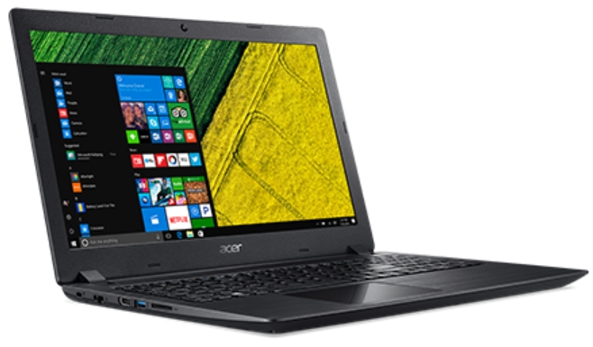 Acer - Notebook - Acer Aspire 3 A315-51-342G 15,6' i3-6006U 4G 128G Endless OS notebook