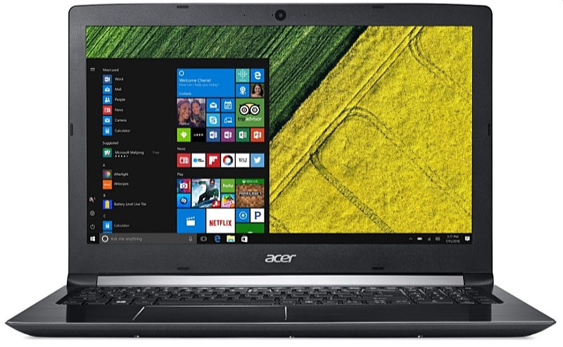 Acer - Notebook - Acer Aspire 5 515-51G-51Z2 15,6' i5-7200U 4G 500G 940MX/2G Linux notebook